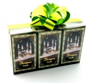 RAYFIELD Листовой Чай Ассам ХЭЕРЛЕ подарочный набор 3х50 г